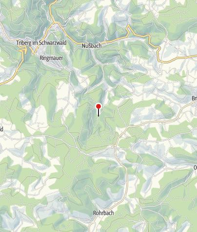 Karte / Schwenninger Hütte
