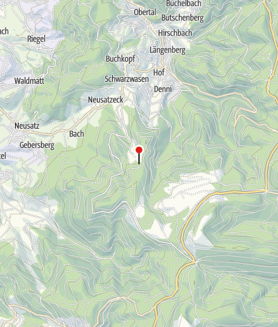 Map / Schönbrunner Hütte