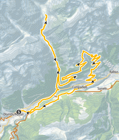 Map / 208 Val Russein