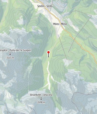 Karte / Fischleinbodenhütte 1454 m