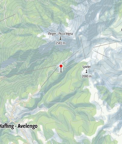 Karte / Rotwandhütte