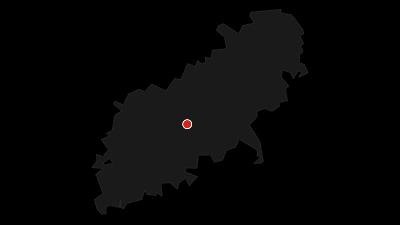 Karte / Marbacher Gestütsradweg