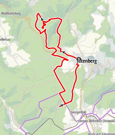 Karte / Sportlich - Sportlich