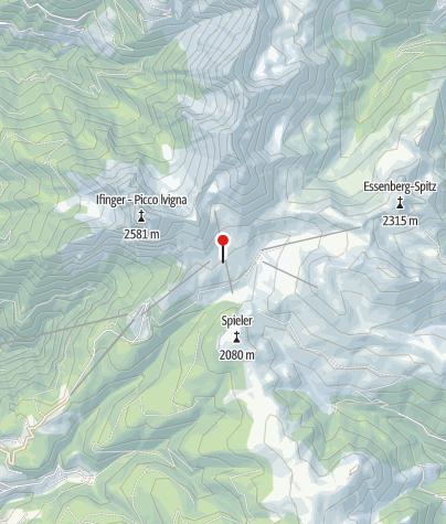 Karte / Waidmannalm