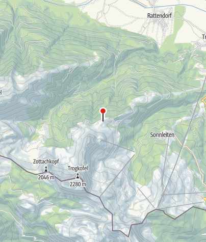 Karte / Tröpolacher Alm